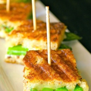 Spring Asparagus Grilled Cheese + 8 Favorite Asparagus Recipes