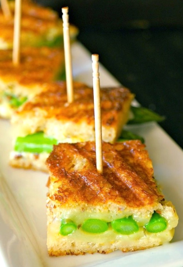 Spring Asparagus Grilled Cheese + 8 Favorite Asparagus Recipes ...