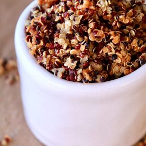 Quinoa Crisps Recipe