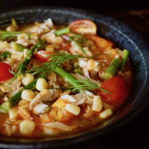 Summer Fish Stew Recipe