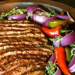 Red Goddess Flank Steak-meat-red   cookingontheweekends.com