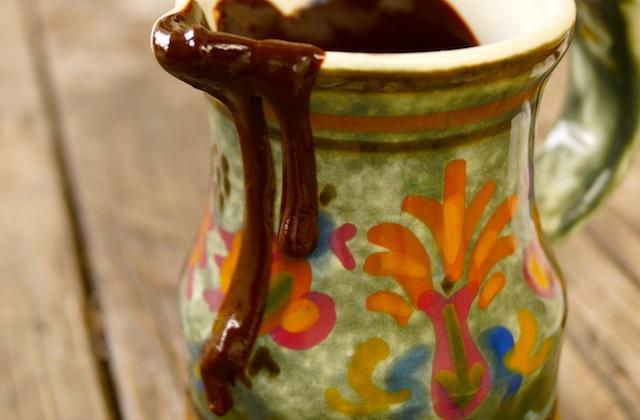 Chocolate-Espresso Sauce