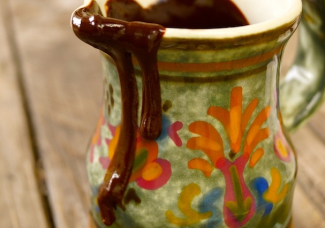 Espresso-Chocolate Sauce Recipe