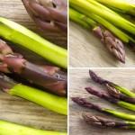 Purple Asparagus Recipes