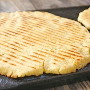 Grilled Gluten-Free Pizza Crust Recipe