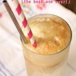 The Best Root Beer Float Recipe