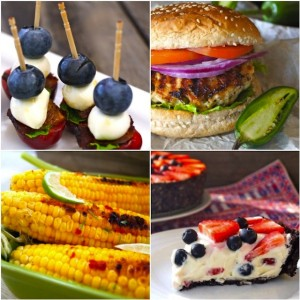 Last-Minute 4th of July BBQ Menu!