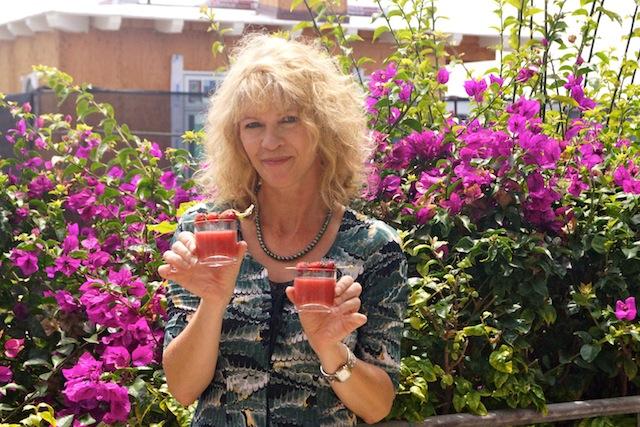 Summertime Garden Party-Cathy Arkle