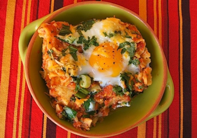 Smoky Chipotle Breakfast Nachos - what could be a btter way to start the day!?