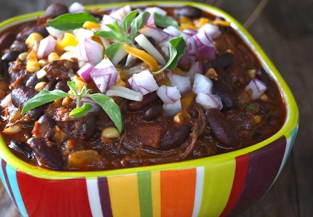 Chipotle Bacon Brisket Chili Recipe – weekend recipes