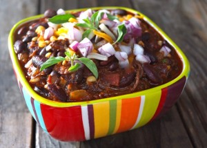 Chipotle Bacon Brisket Chili Recipe
