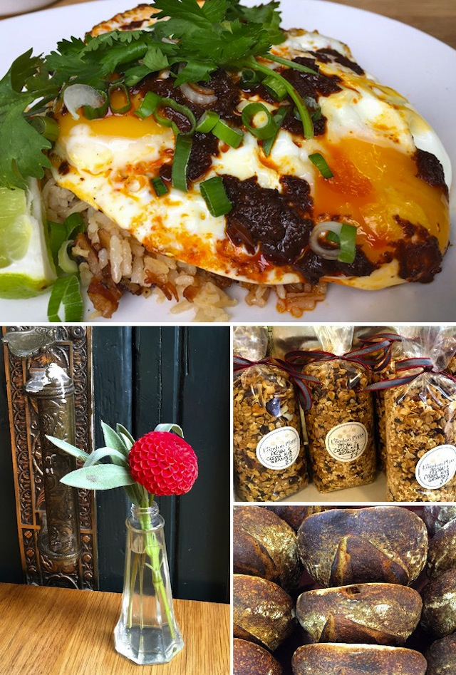 Eating in Seattle-London Plane Restaurant and Shop