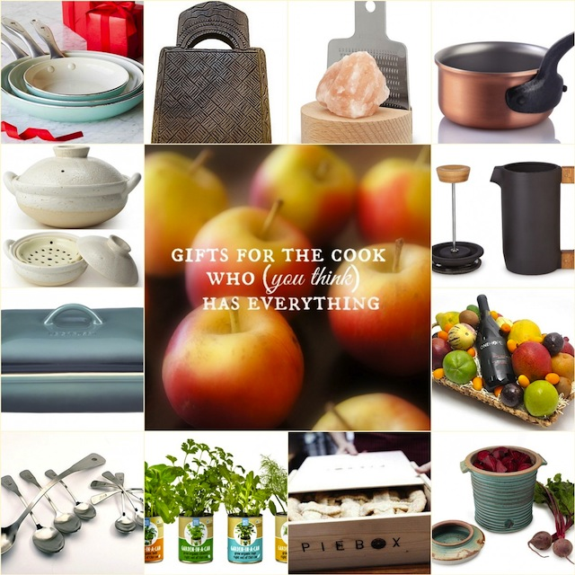 Gifts for the Cook Who You Think Has Everything
