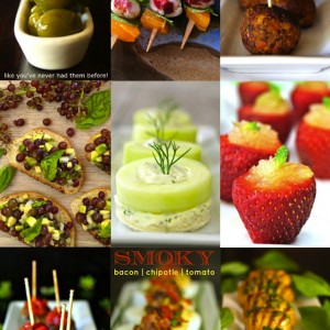 Holiday Hors D'Oeuvre Party Recipes – 2015