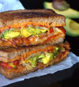 Best Avocado Grilled Cheese Sandwich Recipe Ever