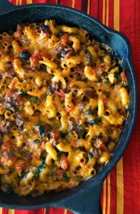 Tex Mex Macaroni and Cheese