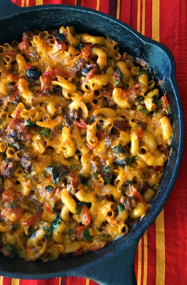 Tex Mex Macaroni and Cheese – weekend recipes