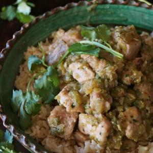 Puerco en Salsa Verde Recipe