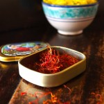 Saffron Basmati Rice Recipe with Fresh Dill -- Aromatic, pretty and utterly delicious, this Saffron Basmati Rice with Fresh Dill is a fantastic compliment to almost anything . . . meats, fish, vegetables, you name it!