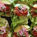 Pepper-Jack-Turkey-Pickled-Onion-Lettuce-Tacos