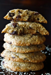 Sesame Chocolate Chip Cookie Recipe