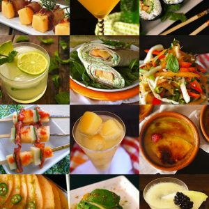 Summer Melon Recipes