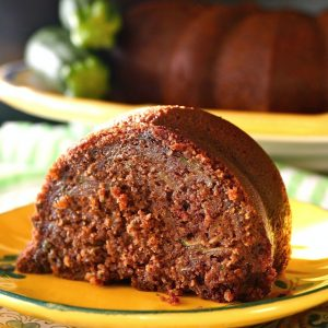 Gluten-Free Chocolate Zucchini Cake Recipe