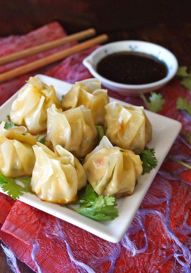 Ginger Garlic Chicken Dumplings Nepalese Momo Cooking On The Weekends