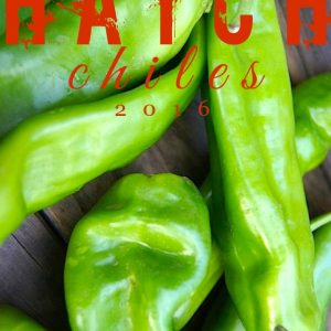 Hatch Chile Season 2016 - 15 recipes