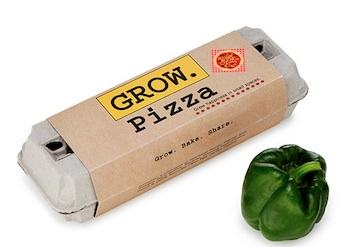 20 Cool Gifts For Foodies & Cooks For Under $20 – The 2016 Guide - grow your own pizza