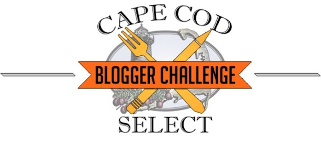 Cape Cod Select Blogger Challenge badge