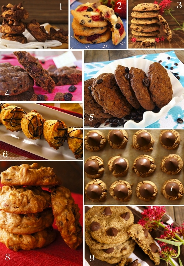 Holiday Cookie Recipes 2012