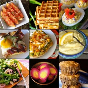 15 Over The Top Easter Brunch Recipes