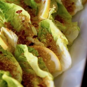Caesar Little Gem Lettuce Recipe