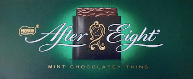 After Eight box