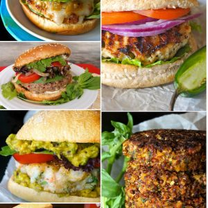 Best Burger Recipes for Summer -- From sriracha beef and pineapple turkey to cilantro shrimp and vegetarian lentil, there's a scrumptious burger here for everyone!