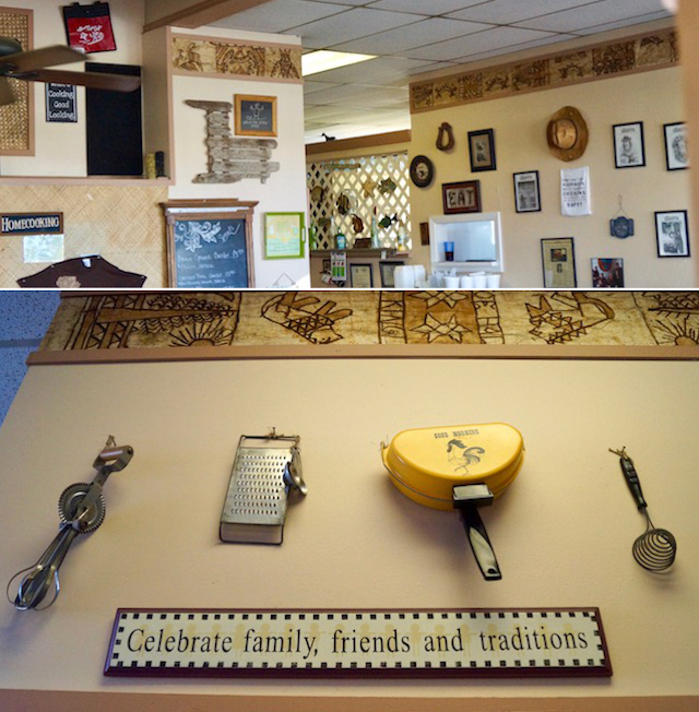 images inside the Hawaiian Style Restaurant