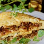 Portuguese-Style Sausage Mushroom Omelet Recipe and the Hawaiian Style Cafe -- This hearty breakfast is packed with super delicious smoky, savory flavors that will keep you satisfied all day!