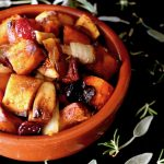 Roasted Balsamic Cranberry Fall and Winter Squash Recipe