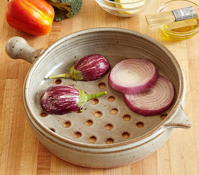 flameware grill basket from uncommongoods