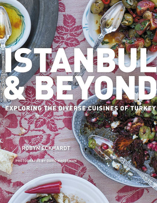 Istanbul and Beyond cookbook