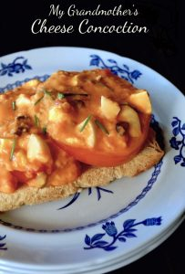 "Welsh Rarebit Recipe: ""Cheese Concoction"""