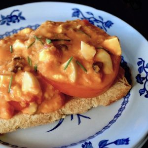 Welsh Rarebit Recipe: Cheese Concoction