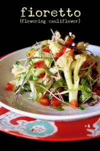 Lemon Marinated Fioretto Salad Recipe