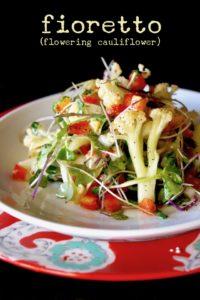 Lemon Marinated Fioretto Salad Recipe
