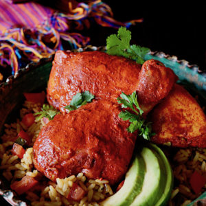 Marinated Achiote Chicken Recipe