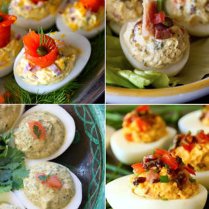 4 Unique Deviled Egg Recipes for Easter