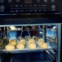 donut holes in air fryer oven