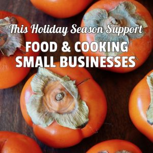 Support Food & Cooking Small Businesses